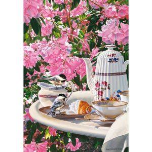 Castorland - Време за закуска - 1000 части - картина