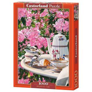 Castorland - Време за закуска - 1000 части - кутия