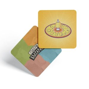 Детска образователна игра - Събери България - карти