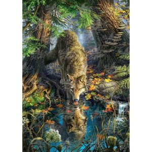 Black Sea Puzzles - Жажда - Български пъзел - 1000 части - картина