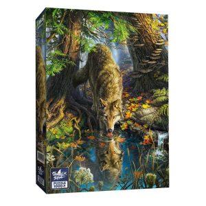Black Sea Puzzles - Жажда - Български пъзел - 1000 части - кутия