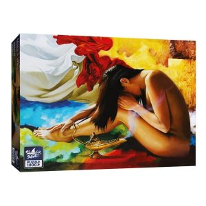 Black Sea Puzzles - Намисли си желание - Български пъзел - 1000 части - кутия