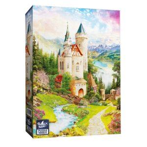 Black Sea Puzzles - Замъкът на фантазиите - Български пъзел - 1000 части - кутия