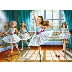 Castorland - Балерини - 260 части - картина