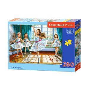 Castorland - Балерини - 260 части - кутия
