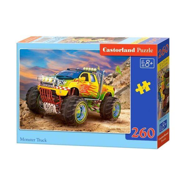 Castorland - Бъги - 260 части - кутия
