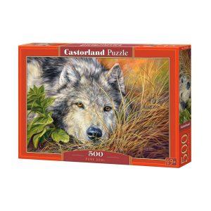 Castorland - Чиста душа - 500 части - кутия