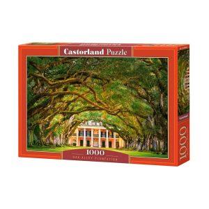 Castorland - Дъбова алея - 1000 части - кутия