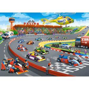 Castorland - Формула 1 - 120 части - картина