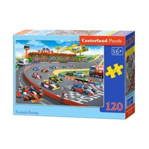 Castorland - Формула 1 - 120 части - кутия
