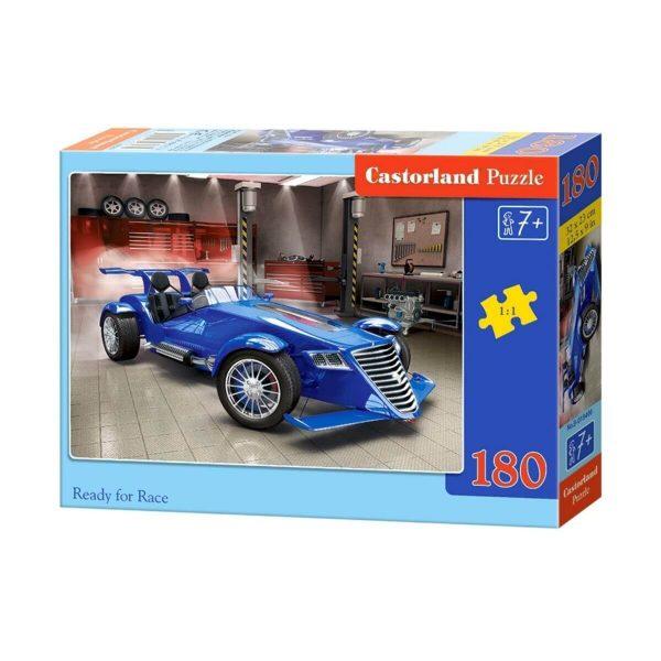 Castorland - Готови за състезание - 180 части - кутия