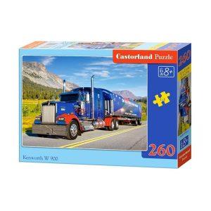 Castorland - Камион - 260 части - кутия