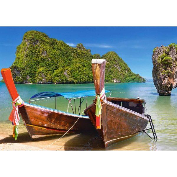 Castorland - Кхао Пинг Кан, Тайланд - 500 части - картина