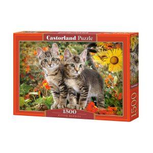 Castorland - Котета приятели - 1500 части - кутия