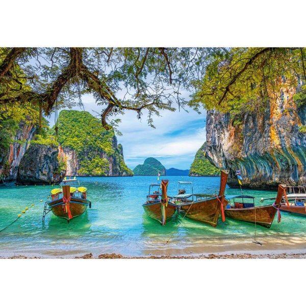 Castorland - Красив залив в Тайланд - 1500 части - картина