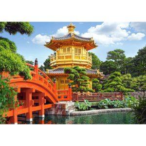 Castorland - Красивият Китай - 500 части - картина