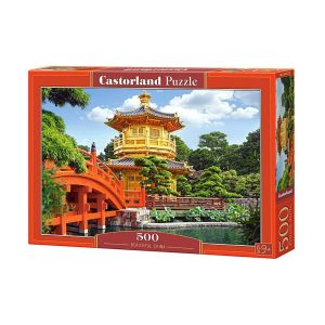 Castorland - Красивият Китай - 500 части - кутия