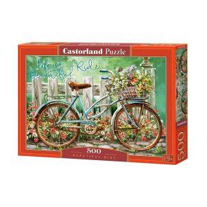 Castorland - Красиво пътешествие - 500 части - кутия