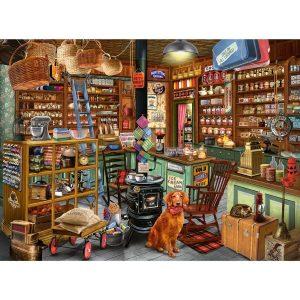Castorland - Магазин - 2000 части - картина
