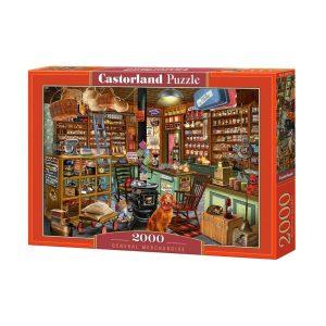 Castorland - Магазин - 2000 части - кутия