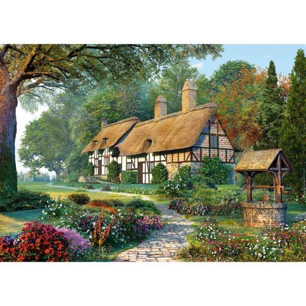 Castorland - Магическо място - 1500 части - картина