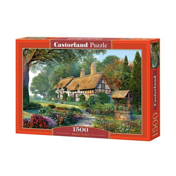 Castorland - Магическо място - 1500 части - кутия