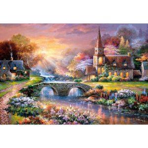 Castorland - Мирни отражения - 3000 части - картина