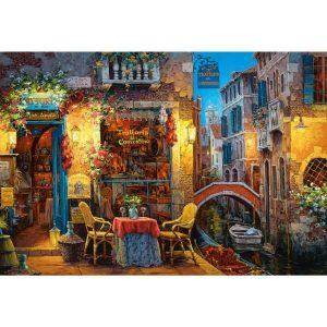 Castorland - Нашето специално място във Венеция - 3000 части - картина