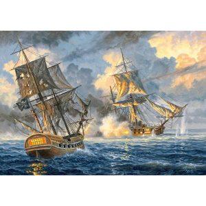 Castorland - Обратна стрелба - 500 части - картина