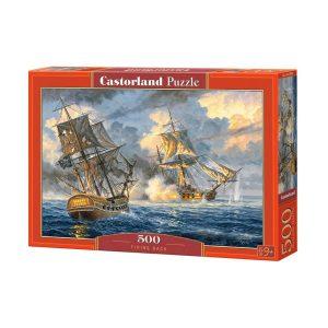 Castorland - Обратна стрелба - 500 части - кутия