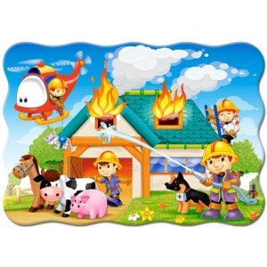 Castorland - Пожарна бригада в действие - 30 части - картина