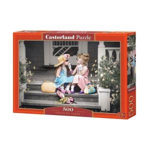 Castorland - Последни щрихи - 500 части - кутия