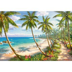 Castorland - Път към Рая - 1000 части - картина