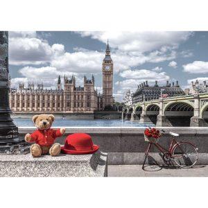 Castorland - Пътешествие до Лондон - 500 части - картина