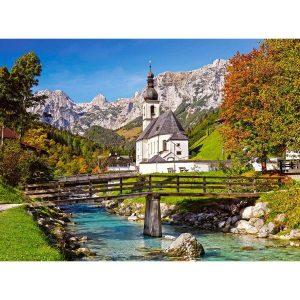 Castorland - Рамзау, Германия - 3000 части - картина