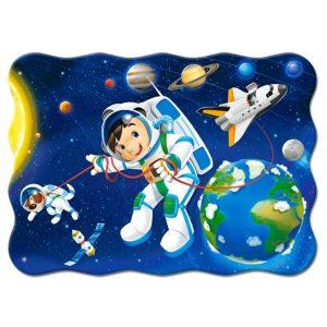Castorland - Разходка в космоса - 30 части - картина