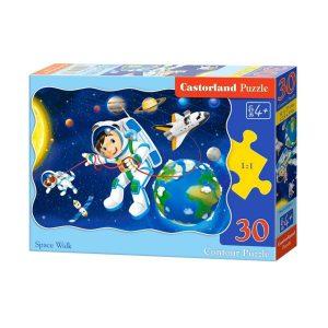 Castorland - Разходка в космоса - 30 части - кутия