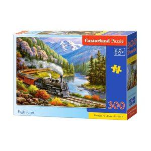 Castorland - Река Игъл - 300 части - кутия