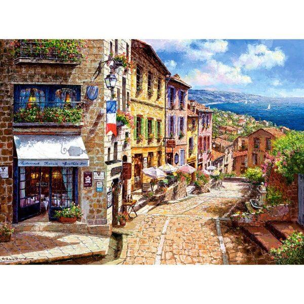 Castorland - Следобед в Ница - 3000 части - картина