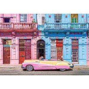Castorland - Старата Хавана - 1000 части - картина