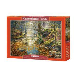 Castorland - Със спомен на есенна гора - 2000 части - кутия