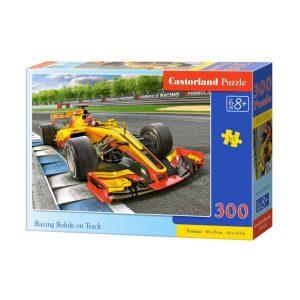 Castorland - Състезателен болид на пистата - 300 части - кутия
