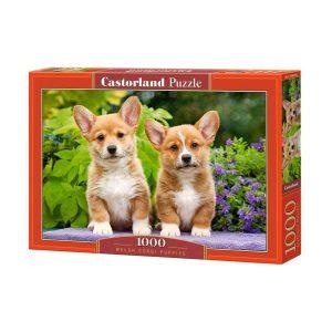 Castorland - Уелски коргита - 1000 части - кутия