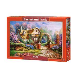Castorland - Уилтширски градини - 500 части - кутия
