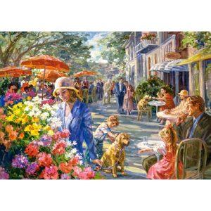 Castorland - Улицата на мечтите - 500 части - картина