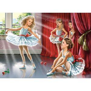 Castorland - Урок по балет - 120 части - картина