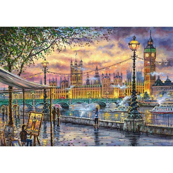 Castorland - Вдъхновения от Лондон - 1000 части - картина