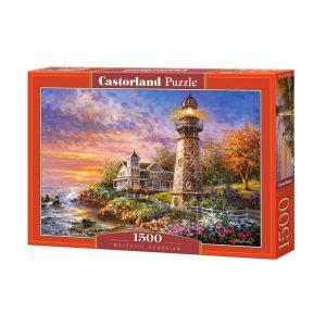 Castorland - Величествен пазител - 1500 части - кутия
