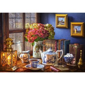 Castorland - Време за чай - 500 части - картина