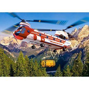 Castorland - Въздушен транспорт - 300 части - картина